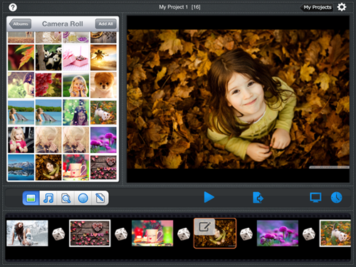 slideshow app for ipad2